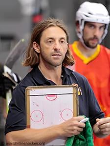 Phil Boudreault es el nuevo entrenador del Espanya HC